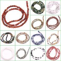 Natural Colorful loose Jasper Beads Wholesale Natural gemstone