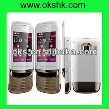 C2-02 touch and type slide original mobile phone