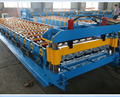 manufacturer trapezoidal steel forming machine for roofing sheet