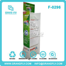Medicine Retail Floor Display Stand for Panadol
