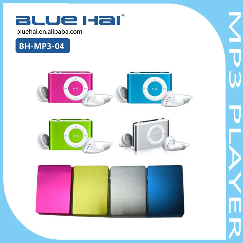 Hot Sale Music Mp3 Player Mini Board Mp3 Player with Battery