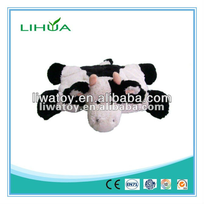 plush cow animal pet