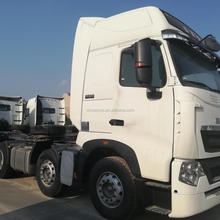 Euro 4 Special Trucks Euro4 6x2 Sitrak Brand Manual Transmission Tractor Truck Head for sale