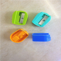 4 Color Plastic Sharpener For School