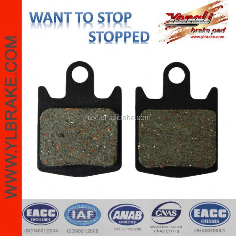 YL-1035 MTB Leisure MTB brake pads for Jamis