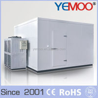 YEMOO walk in modular cold storage warehouse cooling system for potato