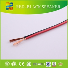 Factory Direct Price of 12 AWG Black and Red Speaker wire Coaxial Cable for am/fm Radio