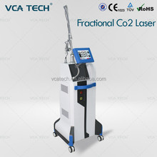 American Coherent 30W RF tube Fractional CO2 laser skin resurfacing & vaginal tightening laser beauty machine