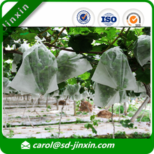 PP nonwoven banana bag/perforated grape bag/fabrics materials of polypropylene spunbond nonwoven fabric cover for plant