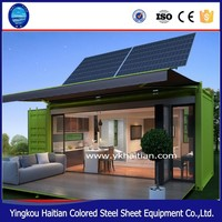 Temporary building transportable dormitory modular house china prefab homes fully furnished container Office for good living
