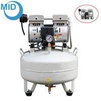 China Oil Free Low Noise Puma Air Compressor
