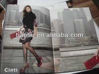exquisite full color fashion catalogue printing service