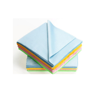 Wholesale microfibre glass cleaning cloth