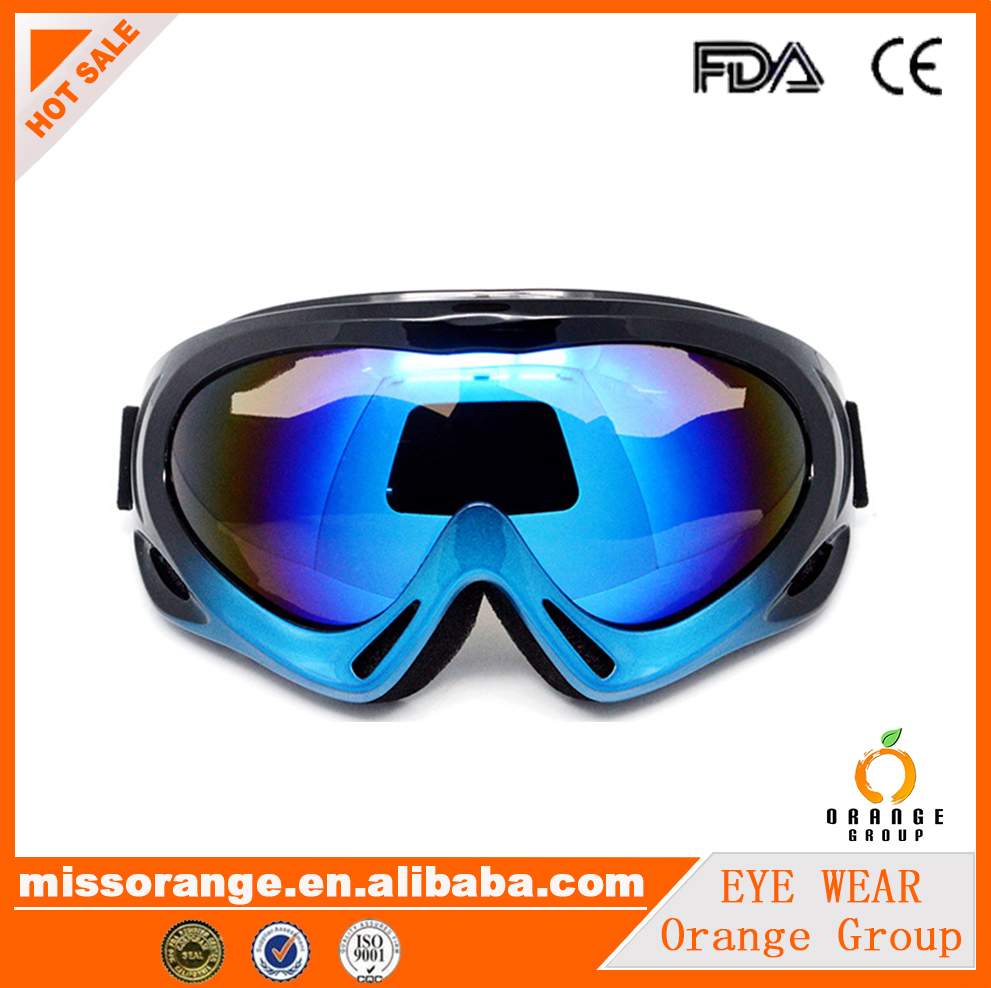 Chengchenghui Dust-proof Windproof Snow Snowboard Ski Goggles Protective Safety Skiing Eyewear Glasses Outdoor