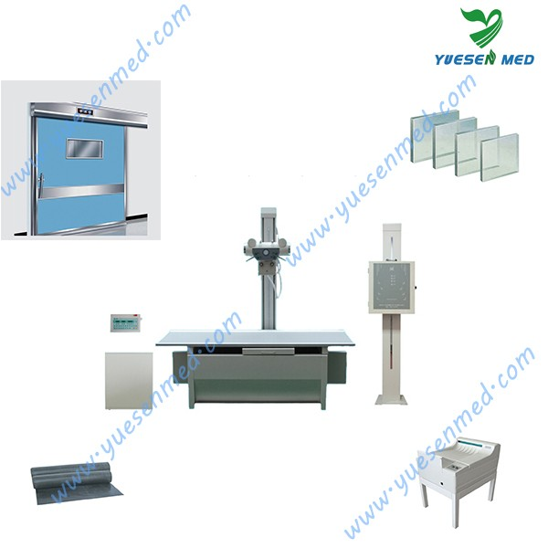 YSX040-A Hospital clinic radiology high frequency 60mA portable x ray machine for sale