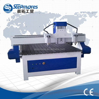 Hot! SM-1530 double heads wood cnc router/ 3d CNC Woodworking machine