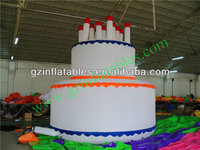 (Qi Ling) inflatable birthday cake