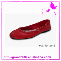 2014 Latest gift made in China fair lady shoe