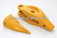 Excavator Bucket tooth and adapter / JCB New Type Teeth anda Side Cutter