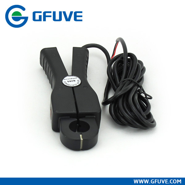 Busbar type current transformer dc