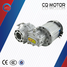 DC 60/72V 1200-2200W electric car,tricycle motor with gear box, electric motorcycle motor