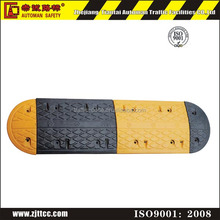 Traffic road rubber high quality metal hump
