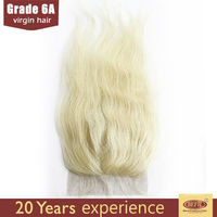 Grade AAAAAA sensational brazilian hair hair extension virgin brazilian silk base closures