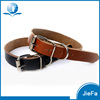 High Quality Genuine Leather Pet Collar Dog Collar And Leash