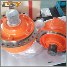 Poclain MS02 Hydraulic Piston Motor Using Aircraft Tractor Hoisting Machine MS08
