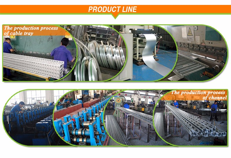 Best Selling	Best Quality Customized Cable Tray Accessories