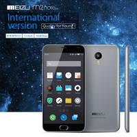 UK Stock, Original International version MEIZU M2 NOTE M571H 4G FDD LTE Dual SIM Mobile Phone