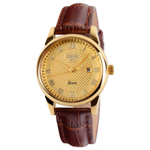 luxury watch ranking leather western wrist watches gold female watch