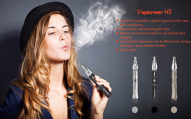 Jomo New Arrival e hookah H3 vape pen 18650 battery