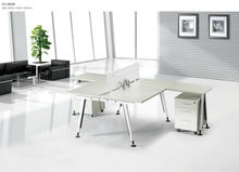 HJ-9936 2015 Classic Steel Office Workstation layout For India Market