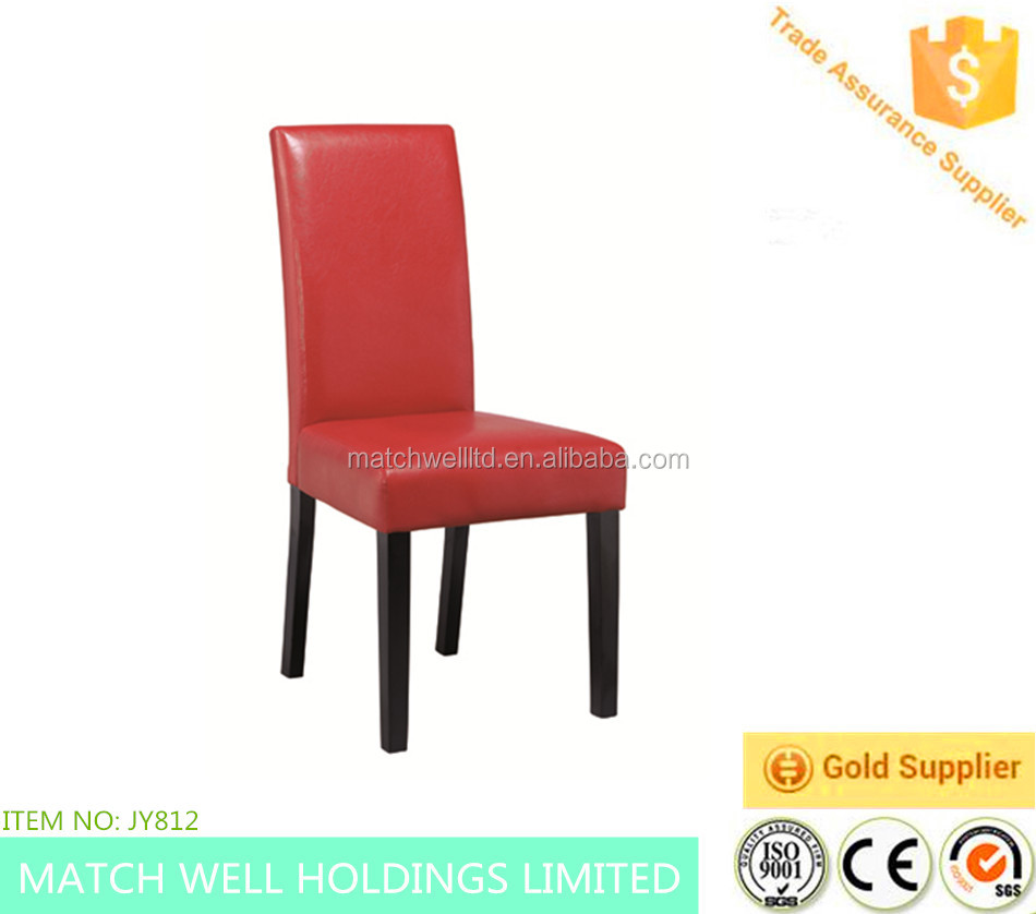 European style hotel furniture chairs modern oak solid wood dining chair