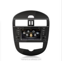 "7"" Touch screen Car DVD for Nisan Tiida 2012 with Gps Navi,3G,Wifi,A8 Chipset ,Bluetooth,Ipod,Support DVR,DVB-T"