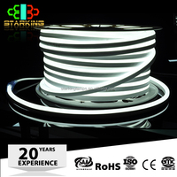 Neon flex led light chain decoration