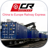 Quick Service Professional Rail Transport Fba