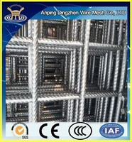 construction building materials Reinforcing concrete rebar welded mesh/ Reinforcement Rebar mesh