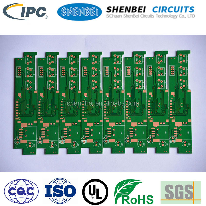 Smart electronics Automatic sliding door operator led writing board 94v0 pcb smd led pcb board