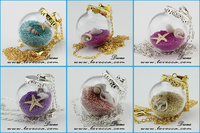 New trendy DIY jewelry clear colored glass balls, large decorative glass balls,decorative solid glass ball