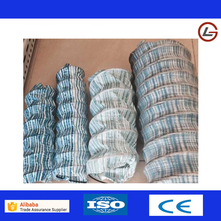 China factory custom geotube of soft flexible permeable hose