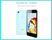 Cheap big screen android phone DOOGEE Valencia DG800 8GB 3G Android 4.4.2 MTK6582 Smart Phone
