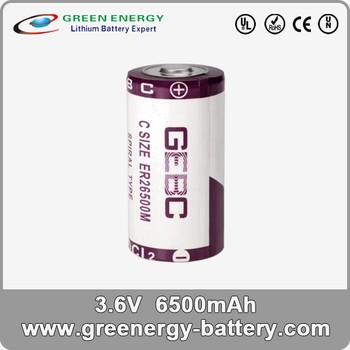3.6v industrial battery from shenzhen battery factory