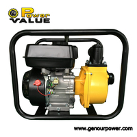 Power Value 2inch petrol engine water pump 5.5hp for hot sale with OEM service