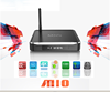 Original M10 android media player kodi 15.2 M10 2G 8G 16G s812 metal internet tv box android 5.1