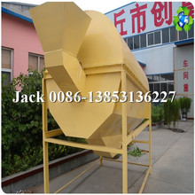 high efficiency compost rotary screen rotary sieve for compost