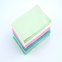 dental clinic supplies for disposable drape sheets patient bibs