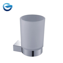 Hot selling cheap metal single cup home hotel bathroom bath toilet tumbler holder