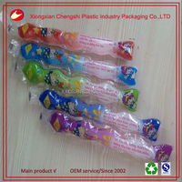 Xiongxian OEM made plastic stick juice bag